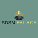 BDSM Palace Square Button